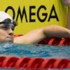 Franziska Hentke glänzt am Tag der Weltrekorde in Doha