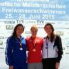 Freiwasser-DM 2015 : Medaillenflut am Bodensee