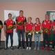 Empfang international erfolgreicher SCM-Sportler