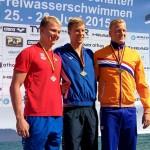 Silber für Rob Muffels über 5km Foto : Verein