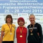Lotta Steinmann gewinnnt JEM Wertung über 5km Foto : Verein