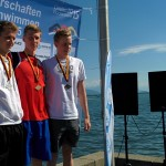 Sieger Florian Wellbrock über 5km im Jahrgang 97 Foto : Verein